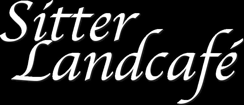 Sitter-Landcafe Logo